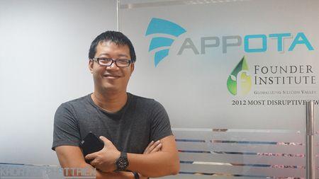 CEO Appota: Lam chu trong nuoc roi hay vuon ra toan cau - Anh 1