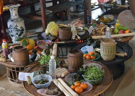 Phong tuc Tet doc dao cua Nguoi Dao o Lao Cai - Anh 1
