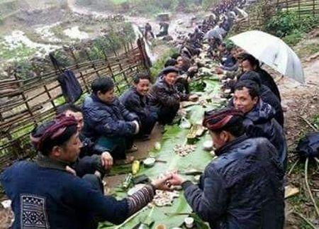 Phong tuc Tet doc dao cua Nguoi Dao o Lao Cai - Anh 2