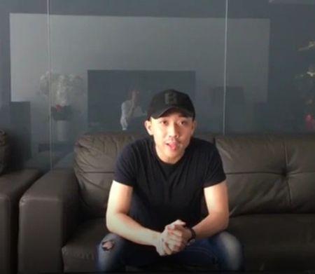 Clip Tran Thanh xin loi khan gia vi nu hon voi Hari Won - Anh 1