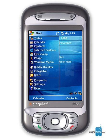 """6 smartphone """"lam mua, lam gio"""" 10 nam ve truoc - Anh 4"""