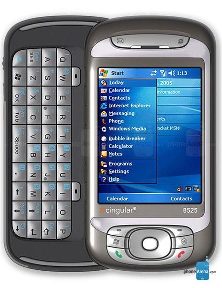 """6 smartphone """"lam mua, lam gio"""" 10 nam ve truoc - Anh 5"""
