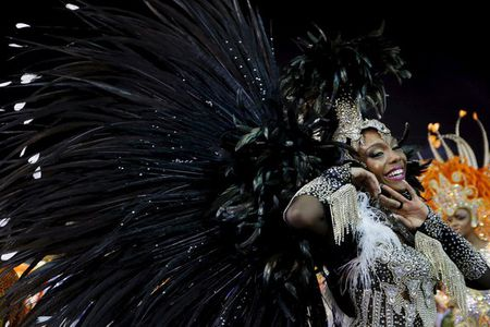 Bat chap virus Zika, Brazil to chuc carnival hoanh trang - Anh 3