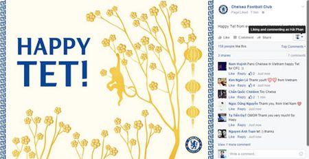 DIEM TIN TOI (8.2): Chelsea chuc Tet CDV Viet Nam, M.U dinh ngay sa thai Van Gaal - Anh 1