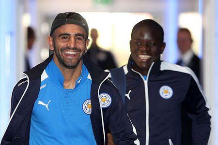 Nguoi cua Leicester xac nhan toi Arsenal - Anh 1