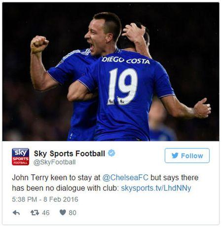 Ban lanh dao Chelsea chua cho thay thien chi gia han hop dong voi Terry - Anh 2