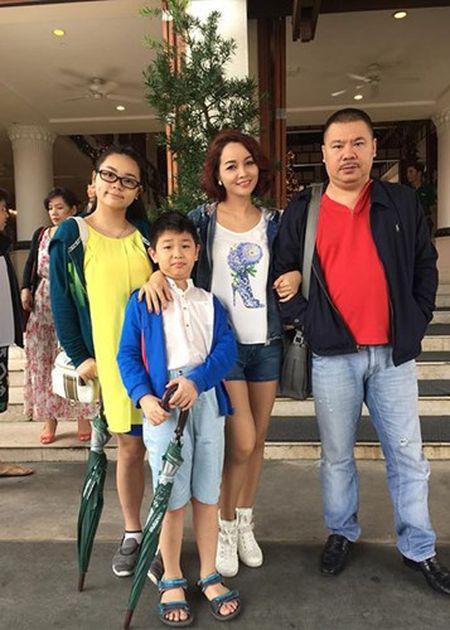 Ngam con gai xinh xan cua dien vien Mai Thu Huyen - Anh 10