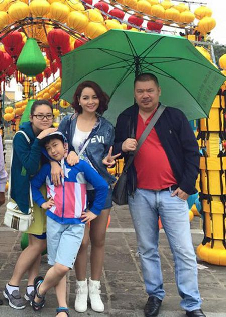 Ngam con gai xinh xan cua dien vien Mai Thu Huyen - Anh 11