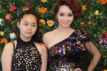 Ngam con gai xinh xan cua dien vien Mai Thu Huyen - Anh 1