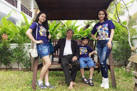Ngam con gai xinh xan cua dien vien Mai Thu Huyen - Anh 9
