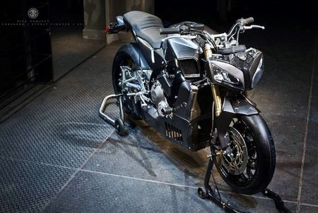 Tuyet pham Honda CBR600RR do Streetfighter tai Viet Nam - Anh 4