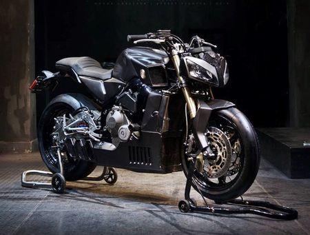 Tuyet pham Honda CBR600RR do Streetfighter tai Viet Nam - Anh 6