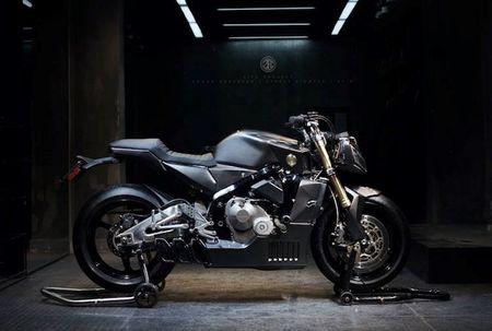Tuyet pham Honda CBR600RR do Streetfighter tai Viet Nam - Anh 7