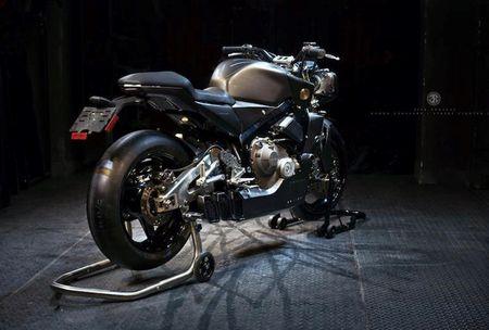 Tuyet pham Honda CBR600RR do Streetfighter tai Viet Nam - Anh 8