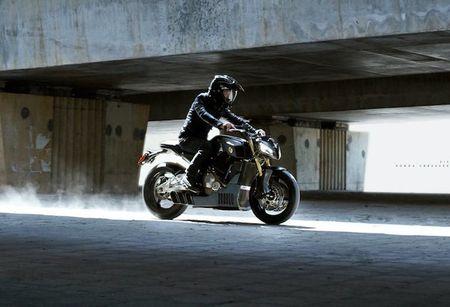 Tuyet pham Honda CBR600RR do Streetfighter tai Viet Nam - Anh 9