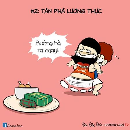 "Bo anh 10 the loai don Tet nguyen dan hay ""nhuc nhoi"" - Anh 3"
