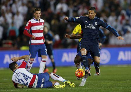Modric mang ve 3 diem cho Real Madrid - Anh 1