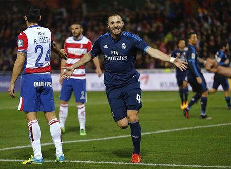 Modric mang ve 3 diem cho Real Madrid - Anh 2