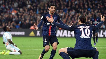 PSG quat nga Marseille trong tran sieu kinh dien bong da Phap - Anh 1