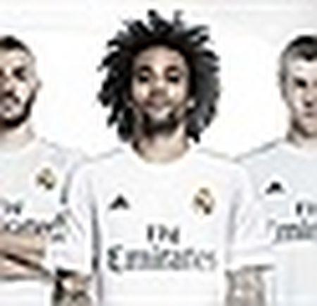 Tong hop: Granada 1-2 Real Madrid - Anh 4