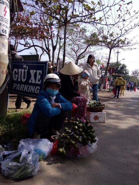Nguoi dan Hue no nuc di chua le Phat cau may dau nam - Anh 8