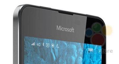 Them hinh anh chi tiet dien thoai Lumia 650 sap ra mat - Anh 4