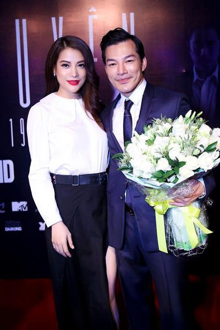 Nhung cap doi chia tay van lam ban cua showbiz Viet - Anh 2