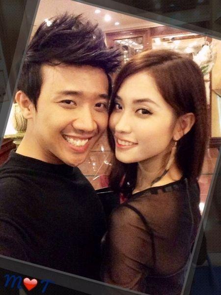 Nhung cap doi chia tay van lam ban cua showbiz Viet - Anh 4