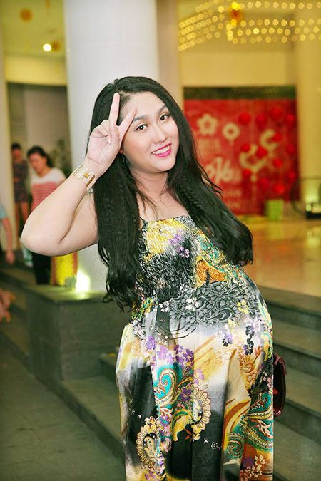 Loi chuc Tet danh rieng cho me bau trong nam moi Binh Than - Anh 3