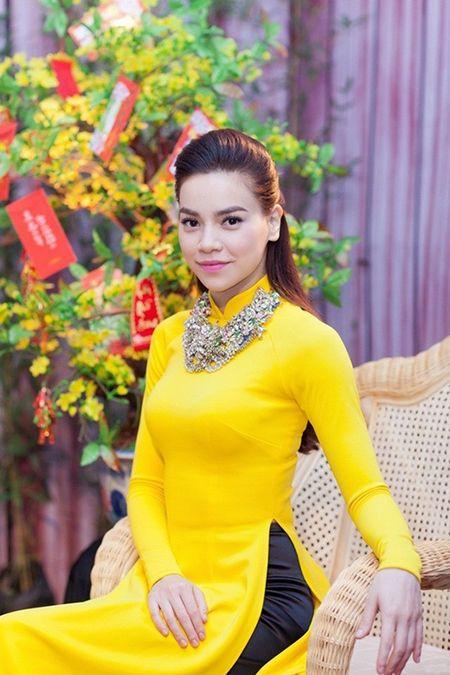 Ky niem ngay Tet khong the quen cua sao Viet - Anh 2
