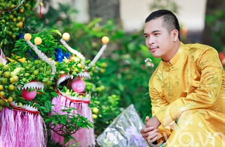 Ky niem ngay Tet khong the quen cua sao Viet - Anh 3