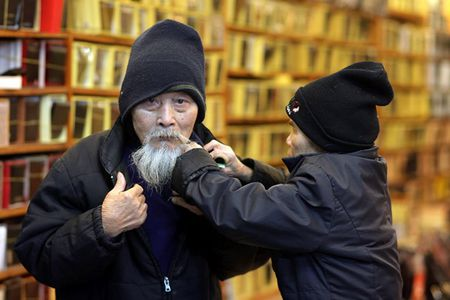 Shop TIN khai but Binh Than: Lanh dao hay nam lay tay dan va nam tay nhau - Anh 30