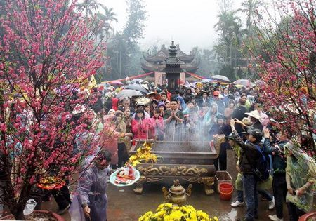 Huong xuat hanh tot nhat trong nam moi Binh Than 2016 theo quan niem nha Phat - Anh 1