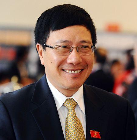 Nhan su Ban Can su dang Bo Ngoai giao - Anh 1