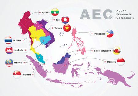 "AEC - ""Tia sang"" cho cac nen kinh te ASEAN nam 2016 - Anh 1"
