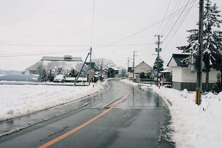 Tuyet trang phu kin thanh pho Kitakata - Anh 6