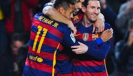 Barca phu nhan viec Neymar se gia nhap Man City - Anh 1