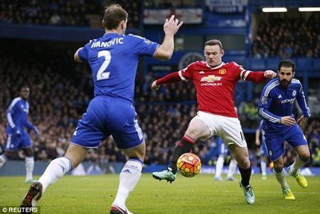 Chelsea va M.U chia diem sau tran thu hung - Anh 1