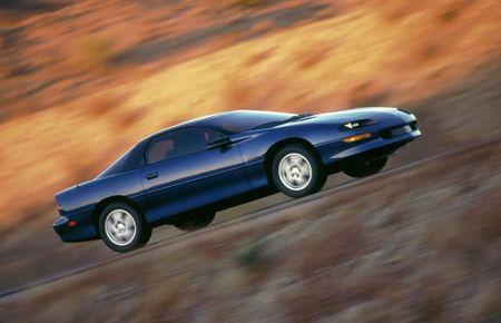 8 mau Chevrolet Camaro nhanh nhat moi thoi dai - Anh 5