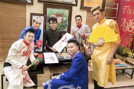 FB Boiz, Hoang Ton di chua, xin lien dau nam moi - Anh 1