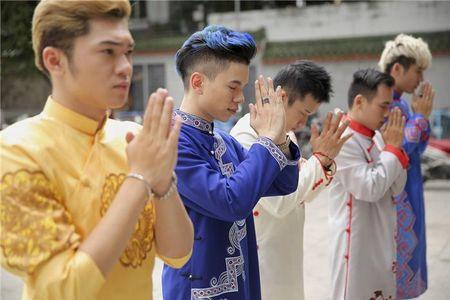 FB Boiz, Hoang Ton di chua, xin lien dau nam moi - Anh 5
