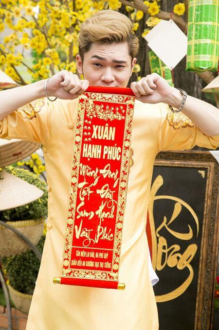 FB Boiz, Hoang Ton di chua, xin lien dau nam moi - Anh 8