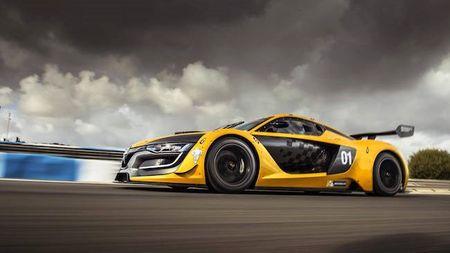 Renault RS 01 - Co tien cung khong mua duoc! - Anh 1