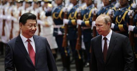 Trung Quoc la moi de doa nghiem trong voi Nga - Anh 2