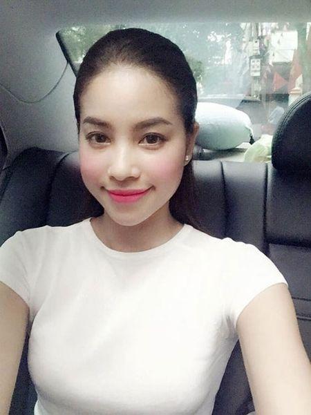 Hoa hau Pham Huong, Thu Thao goi y trang diem rang ro ngay Tet - Anh 7