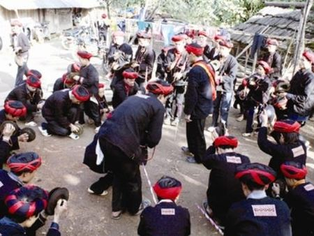 Ngay Tet cua cac dan toc Viet Nam - Anh 2