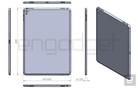 iPad Air 3 lo thiet ke, cau hinh nhu iPad Pro - Anh 1