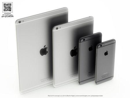iPad Air 3 lo thiet ke, cau hinh nhu iPad Pro - Anh 2