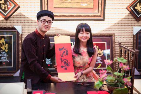 Lam Thanh My mac vay hoa xuong pho xin chu ong do - Anh 2