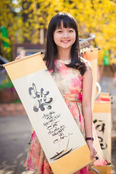 Lam Thanh My mac vay hoa xuong pho xin chu ong do - Anh 4
